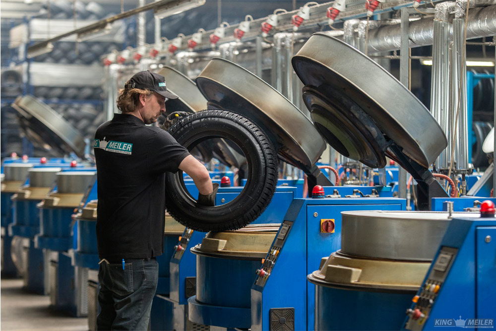 Retreaded tyres for passenger cars and transporters - Reifen Hinghaus